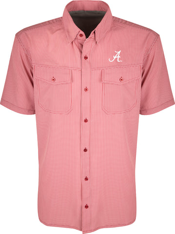 Alabama S/S Traveler's Shirt