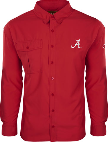 Alabama L/S Flyweight Shirt