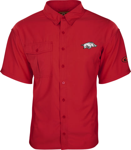Arkansas S/S Flyweight Shirt