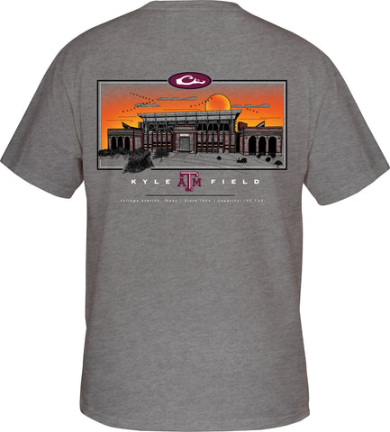 Texas A&M Stadium Tee