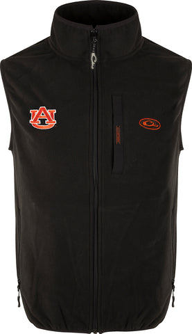 Auburn Camp Fleece Vest