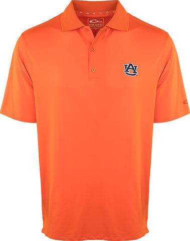 Auburn Performance Stretch Polo