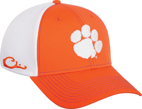 Clemson Stretch Fit Cap