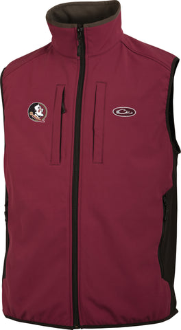 Florida State Windproof Tech Vest