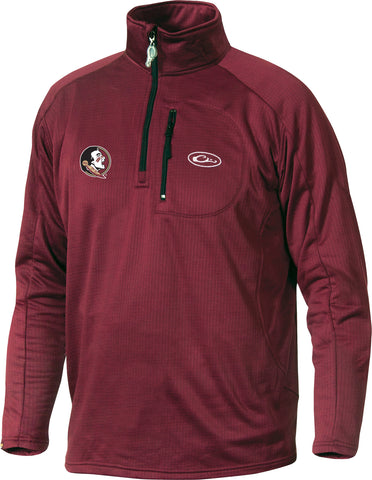 Florida State Breathlite 1/4 Zip