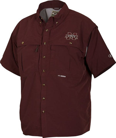 Mississippi State Wingshooter's Shirt S/S