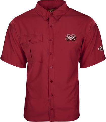 Mississippi State S/S Flyweight Shirt