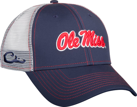 Ole Miss Mesh Back Cap