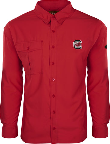South Carolina L/S Flyweight™ Shirt