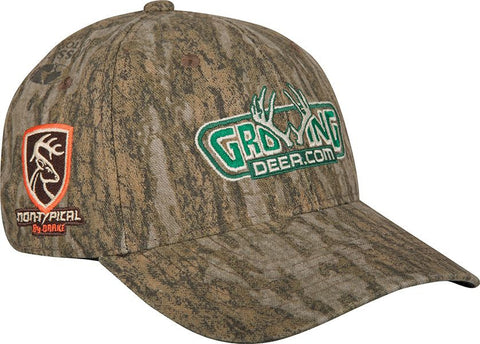 Nontypical/Growing Deer TV Cotton Camo Cap