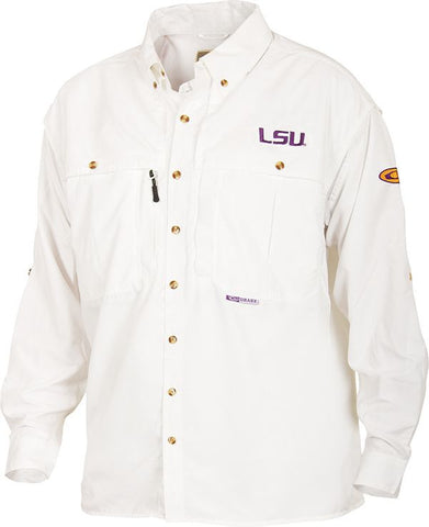 LSU Wingshooter's Shirt Long Sleeve