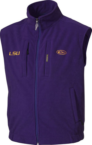 LSU Windproof Layering Vest