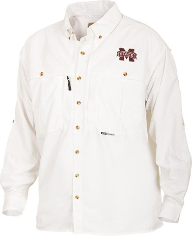 Mississippi State Wingshooter's Shirt L/S