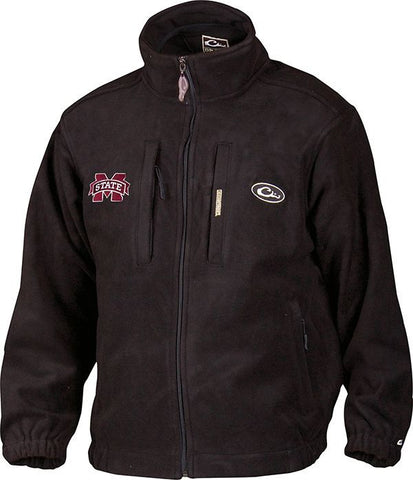 Mississippi State Windproof Layering Coat