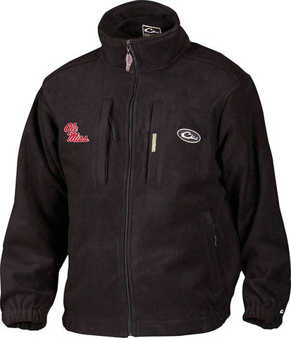 Ole Miss Windproof Layering Coat