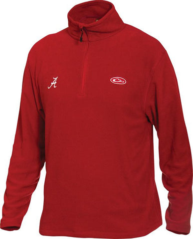 Alabama Camp Fleece 1/4 Zip Pullover