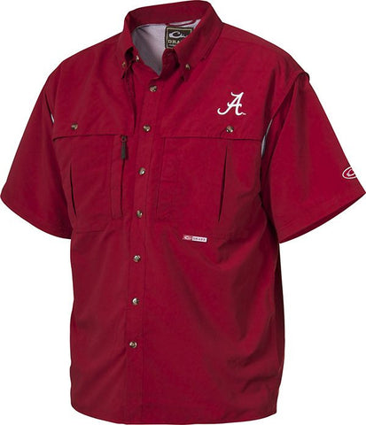 Alabama Wingshooter's Shirt Short Sleeve