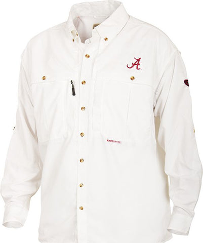 Alabama Wingshooter's Shirt Long Sleeve