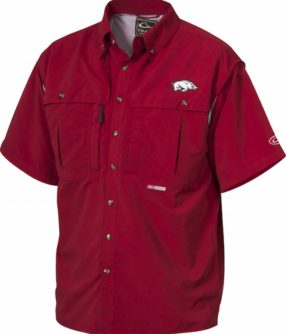 Arkansas Cotton Wingshooter's Shirt Short Sleeve