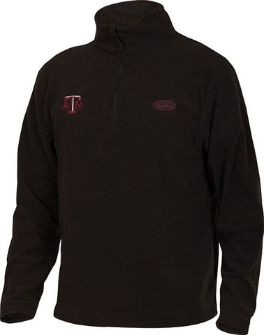 Texas A&M Camp Fleece 1/4 Zip Pullover