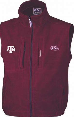 Texas A&M Windproof Layering Vest