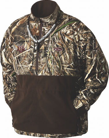 Texas A&M Camo Eqwader 1/4 Zip