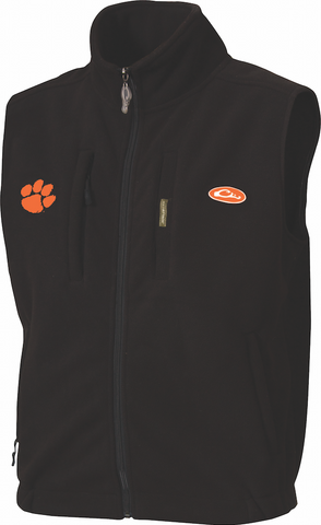 Clemson Windproof Layering Vest