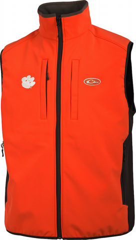 Clemson Windproof Tech Vest