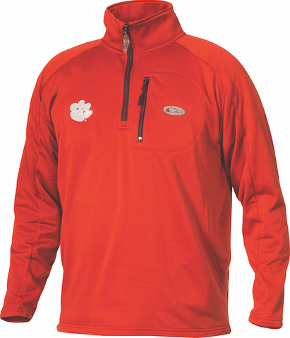 Clemson Breathlite 1/4 Zip