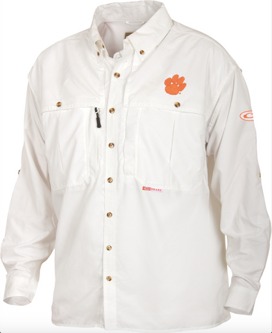 Clemson Wingshooter's Shirt Long Sleeve