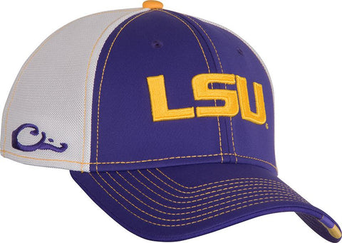 LSU Stretch Fit Cap