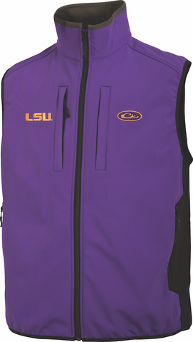 LSU Windproof Tech Vest
