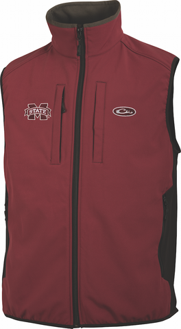 Mississippi State Windproof Tech Vest
