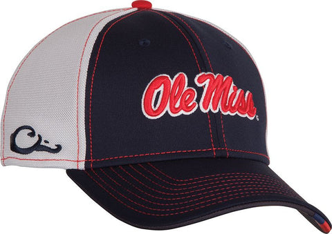 Ole Miss Stretch Fit Cap