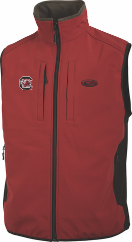 South Carolina Windproof Tech Vest