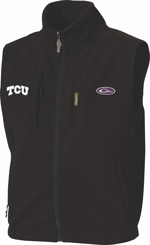 TCU Windproof Layering Vest
