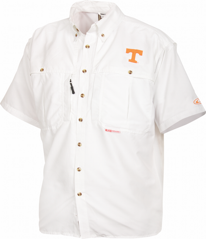 Tennessee Cotton Wingshooter's Shirt Short Sleeve