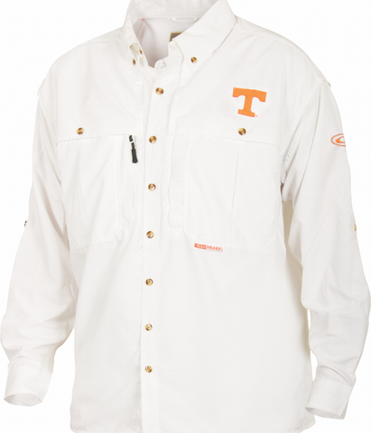 Tennessee Cotton Wingshooter's Shirt Long Sleeve