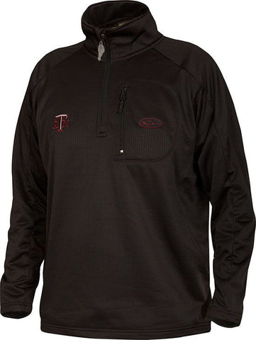 Texas A&M Breathlite 1/4 Zip