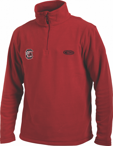 South Carolina Camp Fleece 1/4 Zip Pullover