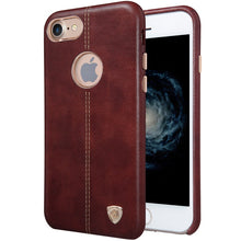 Original Luxury Apple iPhone 7 Vintage PU Leather Case