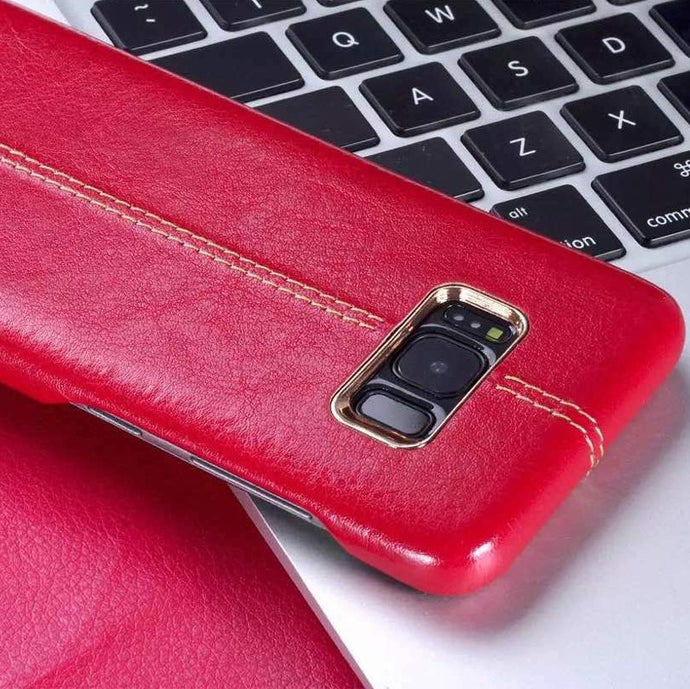 Luxury Original PU Leather Business Case