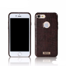 iPhone 7,7 Plus Hard PC + PU Leather Case