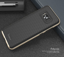 Luxury Hybrid Hard PC Silicone Protective Back Cover