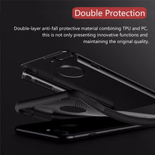 iPhone 7,7 Plus PC Combo TPU Protective Back Cover