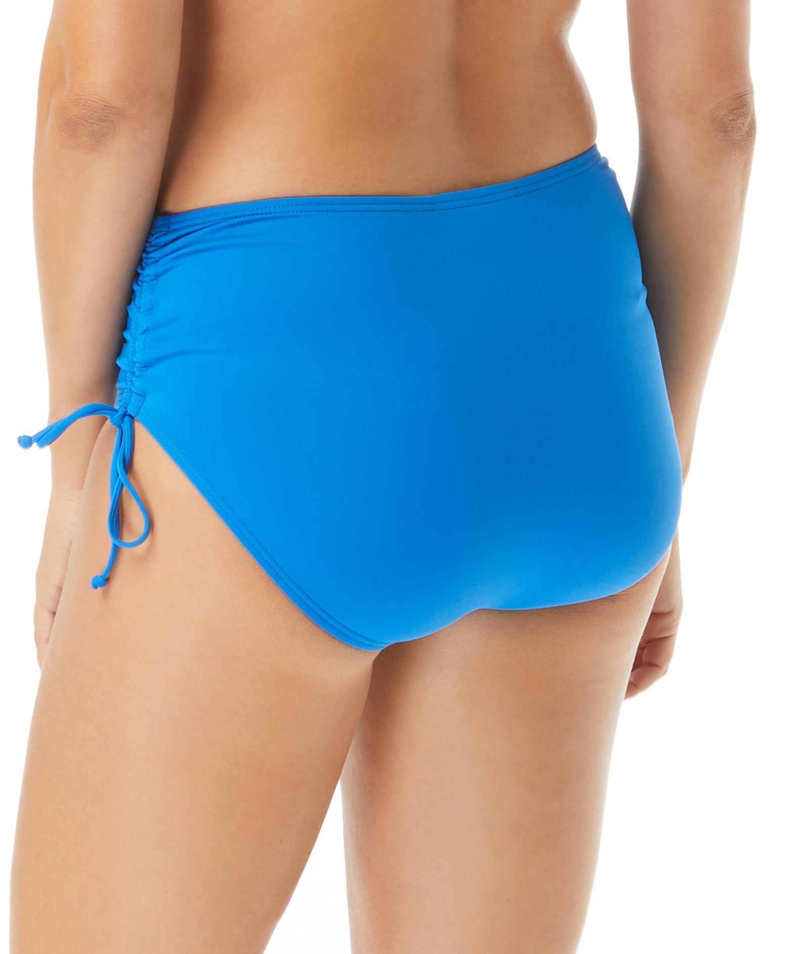 Beach House Paloma Beach tunnel side bottom Mid back coverage Hip minimizer, tummy slimmer Partially lined Hand wash Nylon/Elastane Product Number: H32179