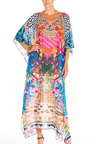 Imani Lace Tunic Cover-Up