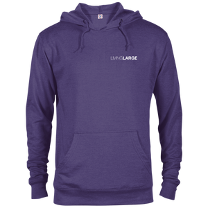 Living Large - The Delta All American French Terry Hoodie