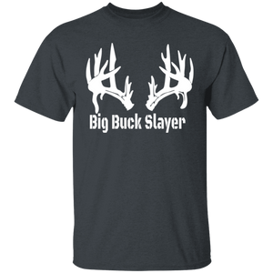 Big Buck Slayer Hunting Deer YOUTH T-Shirt