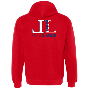 Living Large - The King James All American Heavyweight Fleece Sweatshirt